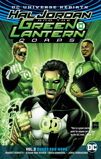 Hal Jordan and The Green Lantern Corps Vol. 3: The Quest For Hope (Rebirth)
