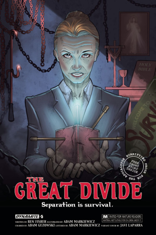The Great Divide #5 (Laparra Homage Cover)
