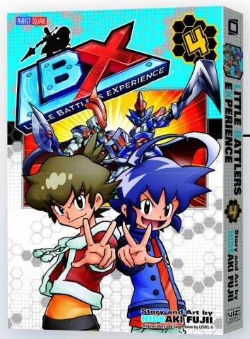 LBX Vol. 4: Super LBX