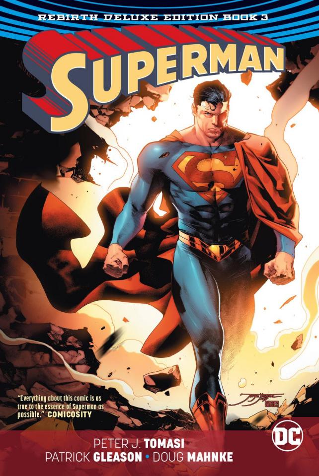 Superman: Rebirth Book 3