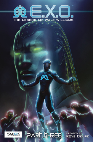 E.X.O.: The Legend of Wale Williams Vol. 3