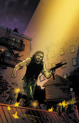 Escape From New York #15