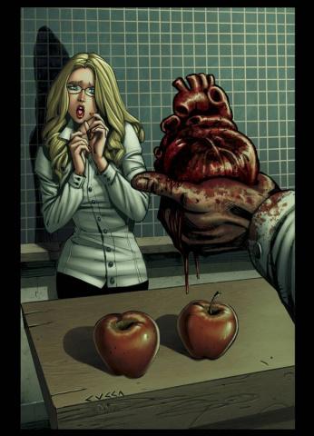 Grimm Fairy Tales: Van Helsing #3 (Cucca Cover)