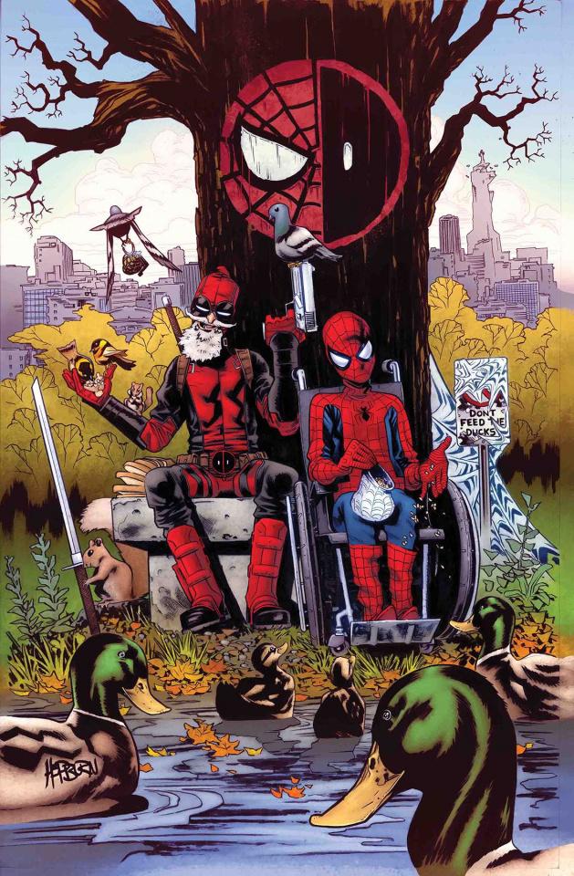 Spider-Man / Deadpool #29