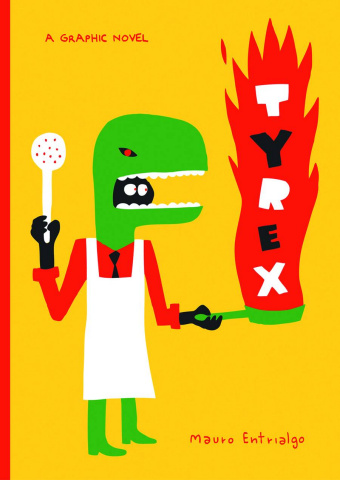 Tyrex: A Graphic Novel