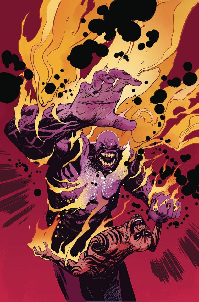 Suicide Squad's Most Wanted #2: El Diablo & Boomerang