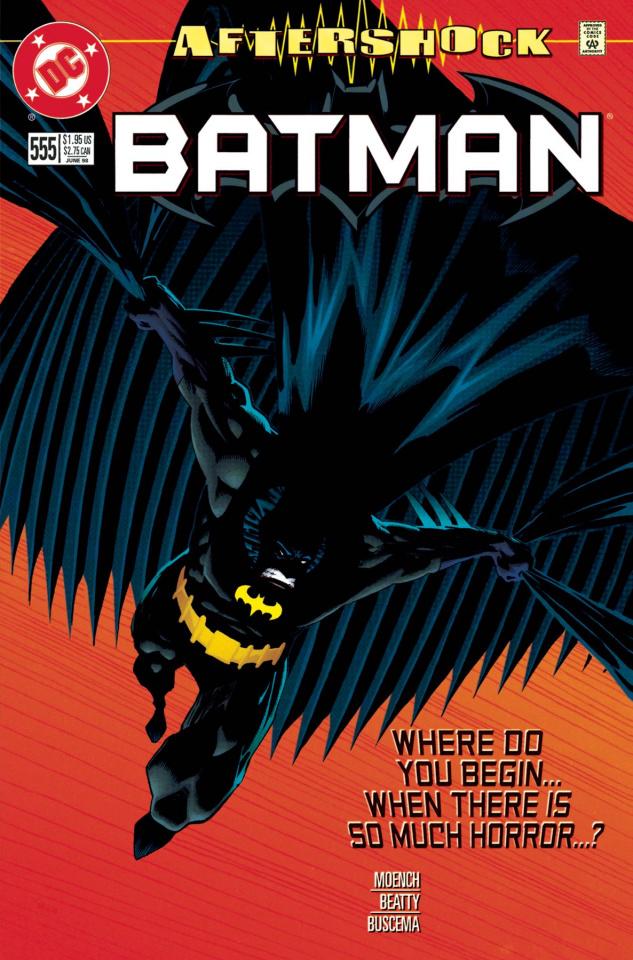 Batman by Doug Moench and Kelley Jones Vol. 2