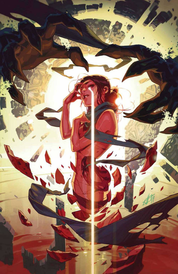 The Red Mother #6 (10 Copy Infante Cover)