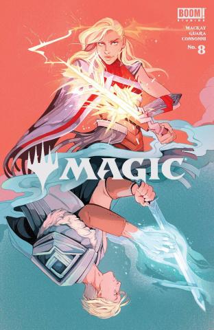 Magic: The Gathering #8 (Hidden Spark Cover)
