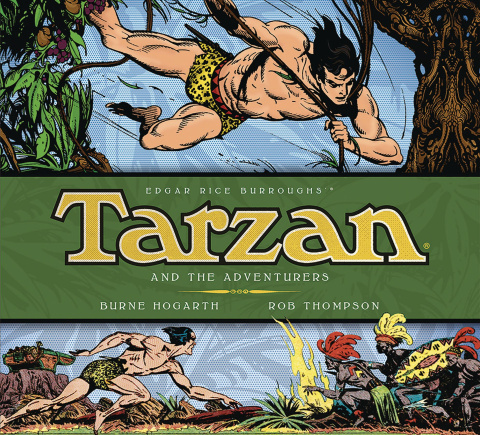 Tarzan Vol. 5: The Adventurers