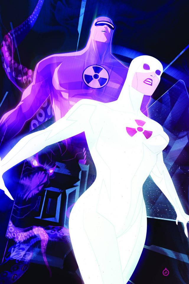 Solar: Man of the Atom #7 (10 Copy Doe Virgin Cover)