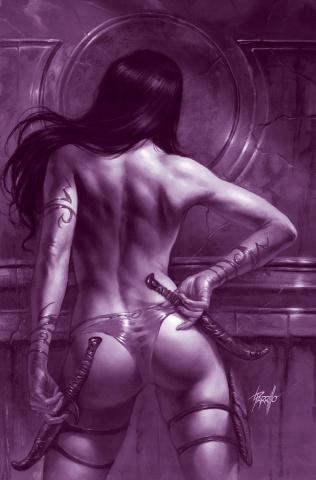 Dejah Thoris #10 (25 Copy Parrillo Tint Virgin Purple Cover)