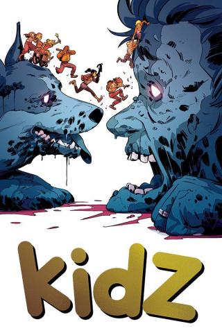 Kidz #6 (10 Copy Petrimaux Foil Cover)
