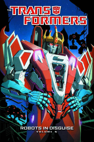 The Transformers: Robots in Disguise Vol. 5