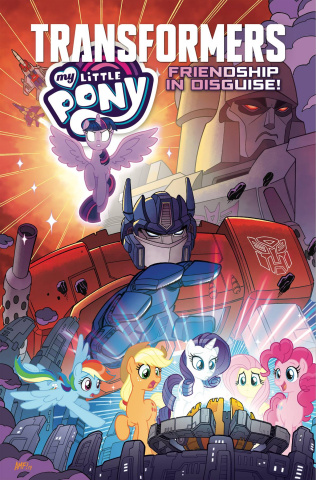 My Little Pony / The Transformers: Friendship in Disguise