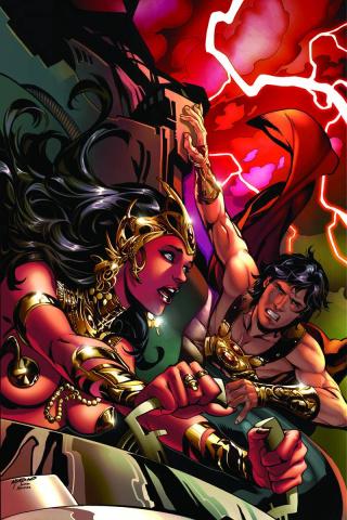 John Carter: Warlord of Mars #7 (30 Copy Lupacchino Virgin Cover)