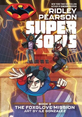 Super Sons Book 2: The Foxglove Mission