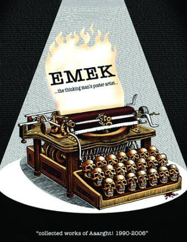 Emek: The Thinking Man's Poster Artist Collected Works