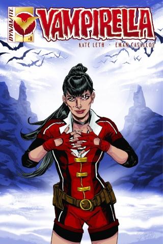 Vampirella #1 (10 Copy Doyle Unique Cover)