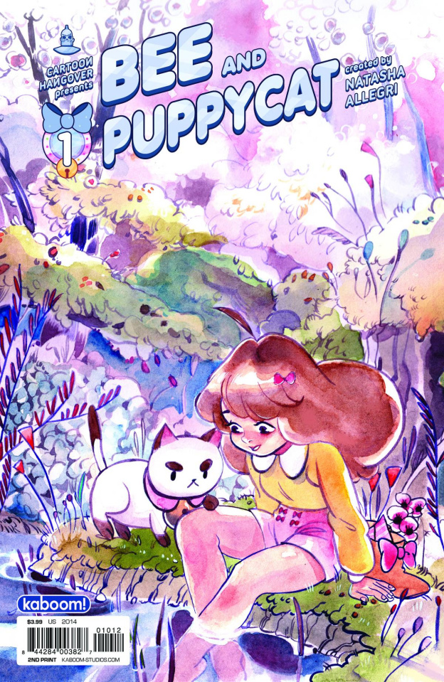 Bee and Puppycat #1 (2nd Printing)