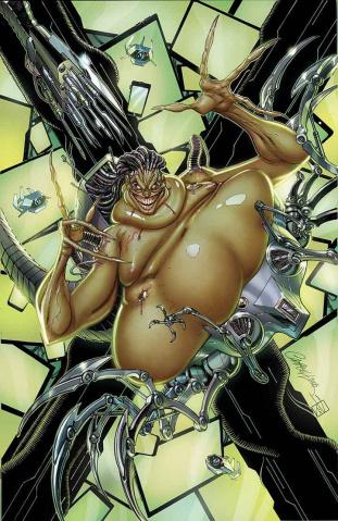 X-Men: Black - Mojo #1