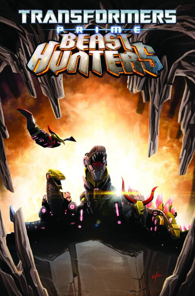 Transformers Prime: Beast Hunters Vol. 1