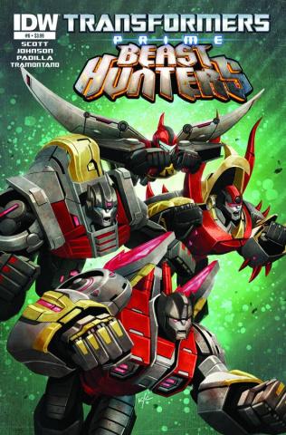 Transformers Prime: Beast Hunters #6