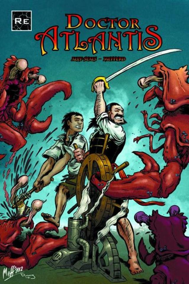 Doctor Atlantis Vol. 1