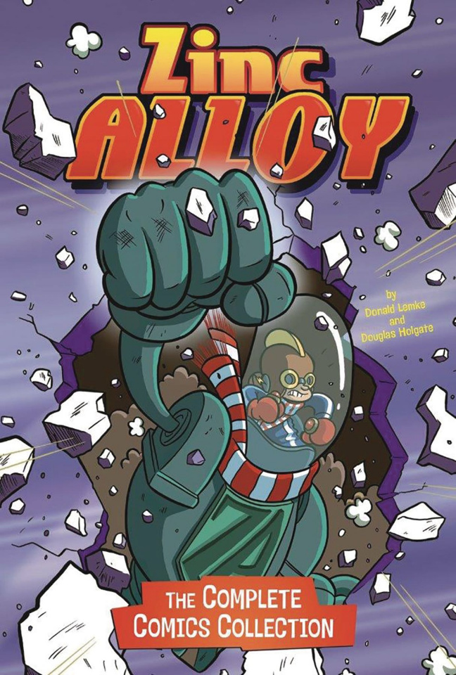 Zinc Alloy (The Complete Collection)