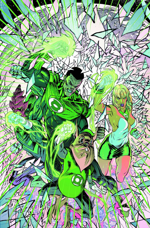 Green Lantern: The Lost Army #5