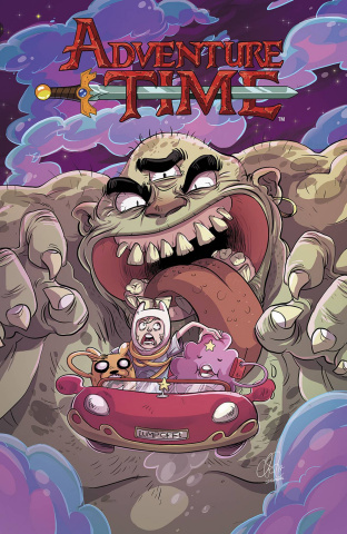 Adventure Time #34 (Subscription Aguirre Cover)