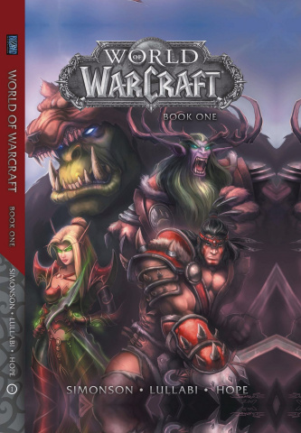 World of Warcraft Book 1