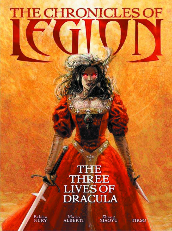 The Chronicles of Legion Vol. 2