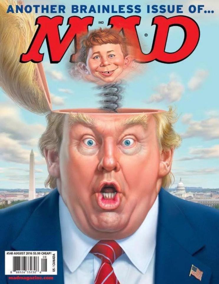 MAD Magazine #540