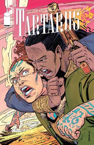 Tartarus #6 (Krahnke Cover)