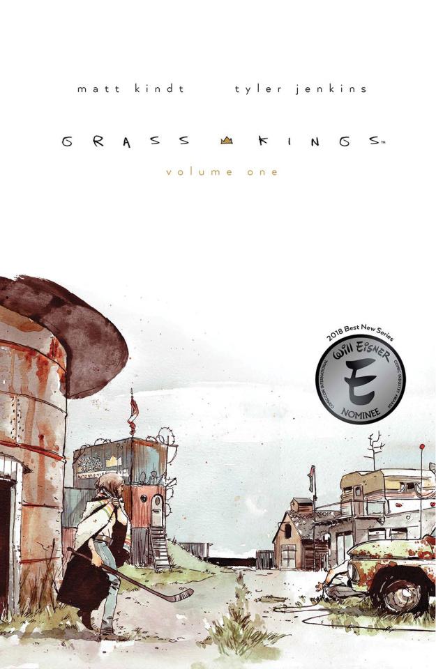 Grass Kings Vol. 1