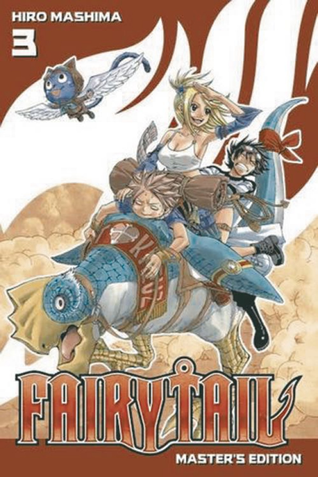 Fairy Tail Vol. 5 (Master's Edition)