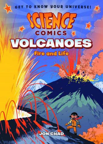Science Comics: Volcanoes