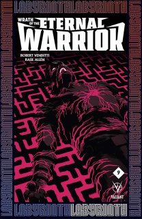 Wrath of the Eternal Warrior #9 (Allen Cover)