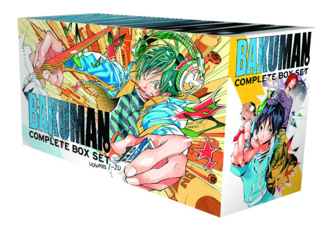 Bakuman Complete Box Set