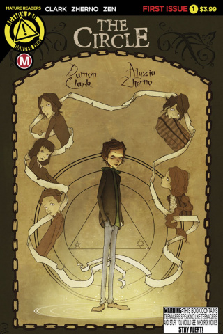 The Circle #1 (Zherno Cover)