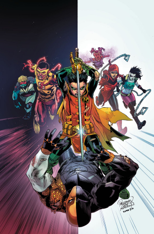Deathstroke #43: The Terminus Agenda