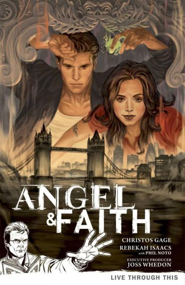 Angel & Faith Vol. 1: Live Through This