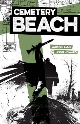 Cemetery Beach #4 (Howard Cover)