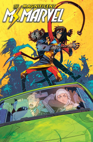 The Magnificent Ms. Marvel #7
