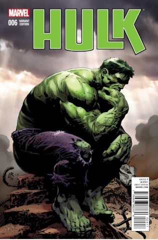Hulk #6 (Ross Cover)