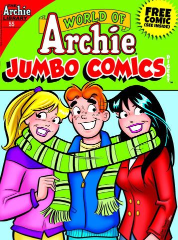 World of Archie Jumbo Comics Digest #55