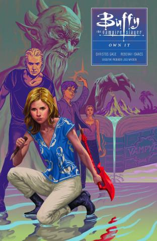 Buffy the Vampire Slayer, Season 10 Vol. 6: Own It