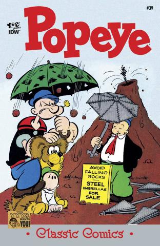 Popeye Classics #39