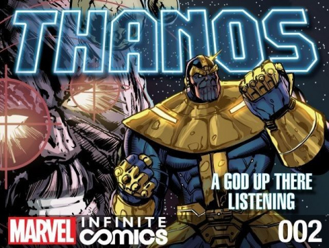 Thanos: A God Up There Listening #2